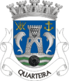 Coat of arms of Quarteira