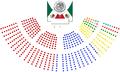LXI LegislaturaCamaradeDiputadosMexico.png