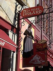 Restaurant Mont Saint Michel Intra Muros