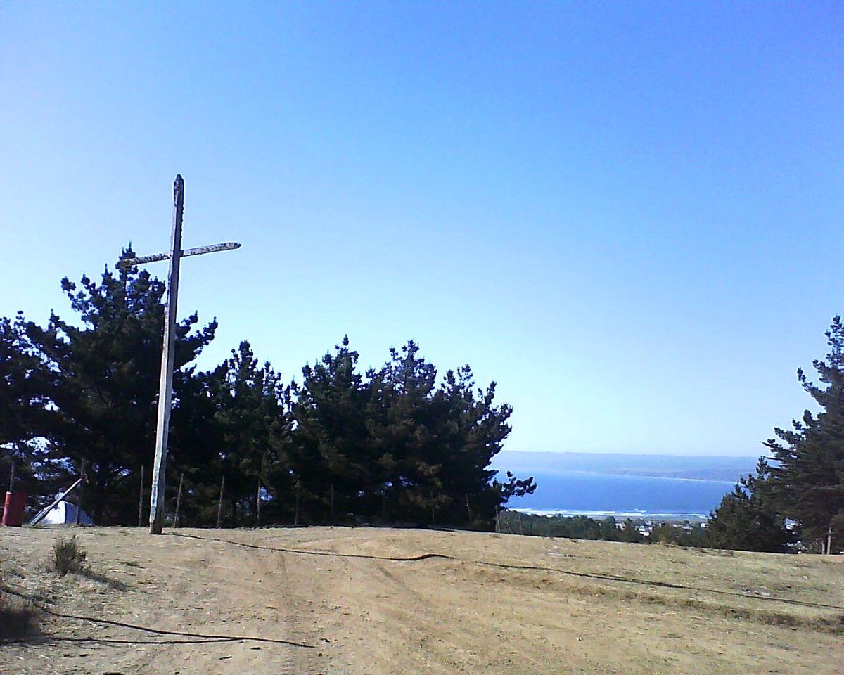 Sergio Jadue Wikipedia: People From Pichilemu, Chile Leave La Cruz Hill