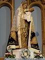 La Guerche-de-Bretagne (35) Basilique Statue de Notre-Dame de La Guerche 01.JPG