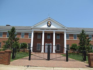 La Plata, Maryland Town in Maryland, United States