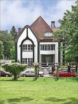La maison de Peter Behrens (Mathildenhöhe, Darmstadt) (7890224054)