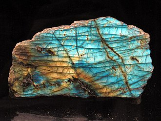 Labradorite - Image: Labradoryt, Madagaskar
