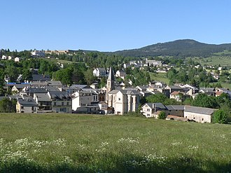 La Cabanasse - A general view of La Cabanasse