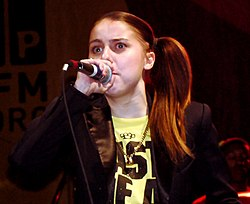 Fotografia di Lady Sovereign