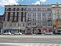 Lakóházak. - Budapest, Középső-Ferencváros, Ferenc körút, 5 és 3.JPG