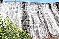 Lake Placid dam, Paris Mountain State Park June 2019 2.jpg