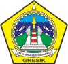 Official seal of Gresik Regency