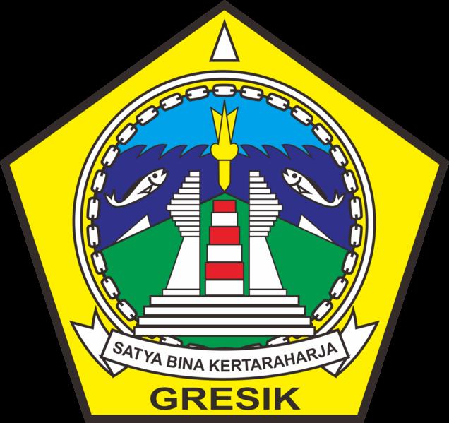 Berkas:Lambang Kabupaten Gresik.png