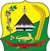 Official seal of Manggarai Regency