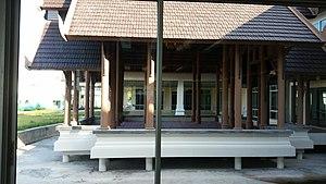Lampang Airport - New airport pavilion