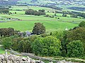 Land surrounding Rakefoot Farm - geograph.org.uk - 565643.jpg