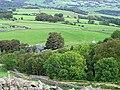 Land surrounding Rakefoot Farm - geograph.org.uk - 565643.jpg