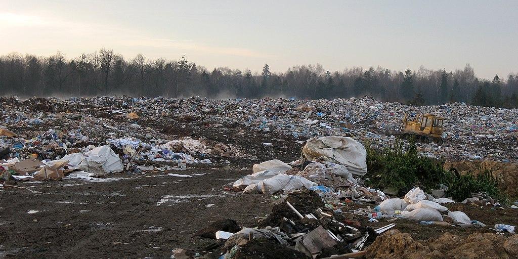 File Landfill In Ukraine Near Rybne Jpg Wikimedia Commons