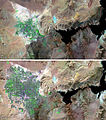 Landsat View, Las Vegas, Nevada - Flickr - NASA Goddard Photo and Video.jpg