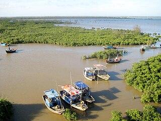 Xuân Thủy National Park national park