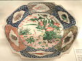 Large Export Dish, c. 1660-1670, Arita, hard-paste porcelain with overglaze enamels - Gardiner Museum, Toronto - DSC00501.JPG