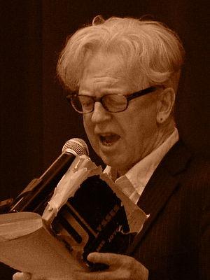 Larry Kirwan - Larry Kirwan visiting Barnes & Noble Tribeca's yearly Tribute to James Joyce.
