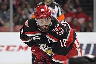 Brian Lashoff American ice hockey player