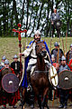 Lasse Kolsrud som Kongen i spelet 2008.jpg
