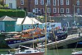 Launching the lifeboat - geograph.org.uk - 744088.jpg