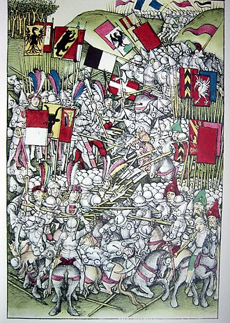 Laupen - Battle of Laupen