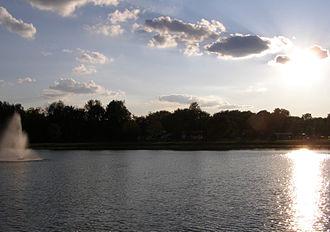 Mount Laurel, New Jersey - Laurel Acres Park