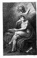 Lavater Aphorisms on Man Earlier state of plate - Blake after Fuseli Juvenal Satire XI.png