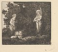Le Christ et La Samaritaine (Christ and the Samaritan Woman) MET DP834240.jpg