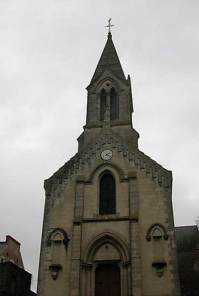 Church of Le Fresne-sur-Loire