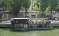 Le Kiosque Flottant, Quai de Montebello, Paris 2011.jpg