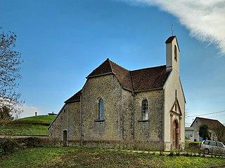 Le Moutherot Commune in Bourgogne-Franche-Comté, France