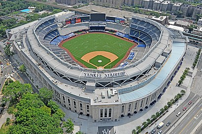 How to get to Yankee Stadium with public transit - About the place