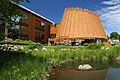 Le musée des Premières nations à Wendake, le village huron.jpg