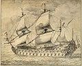 Le premier Royal Louis vu par babord arrière.jpg
