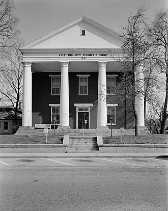 Lee County, Iowa - Image: Lee County Courthouse, Fort Madison