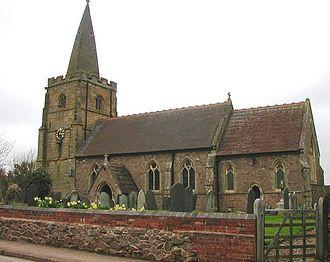 Leire - St Peter's Church, Leire