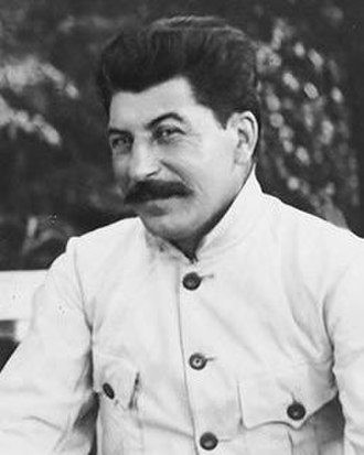 Nestor Lakoba - Joseph Stalin. It was due to his close relationship with Stalin that Lakoba was allowed to develop Abkhazia his way.
