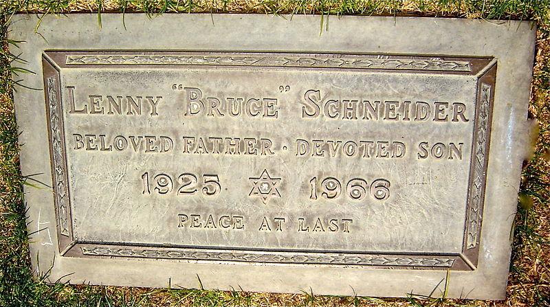 File:LennyBruce Grave.JPG