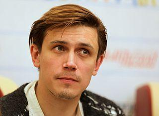Leonid Bichevin Russian actor