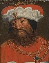 Duke Leopold III.  of Habsburg