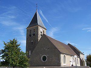 Les Clayes-sous-Bois - Saint-Martin church
