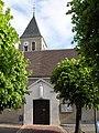 Les Clayes sous Bois Eglise Saint-Martin entrée.jpg