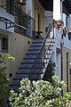 Les escalier décoré de faïences typiques (majoliques) de la Caltagirone.jpg