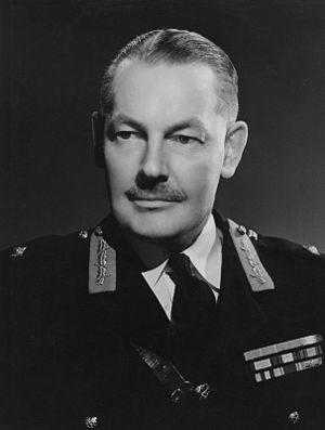 Leslie Hollis - General Sir Leslie Hollis