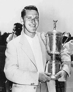 Lew Worsham professional golfer