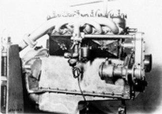 Liberty truck - Image: Liberty engine 1