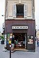 Librairie de LEscalier, 12 Rue Monsieur-le-Prince, 75006 Paris, July 2013.jpg