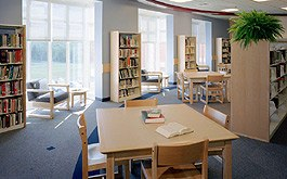 Library-reading-area